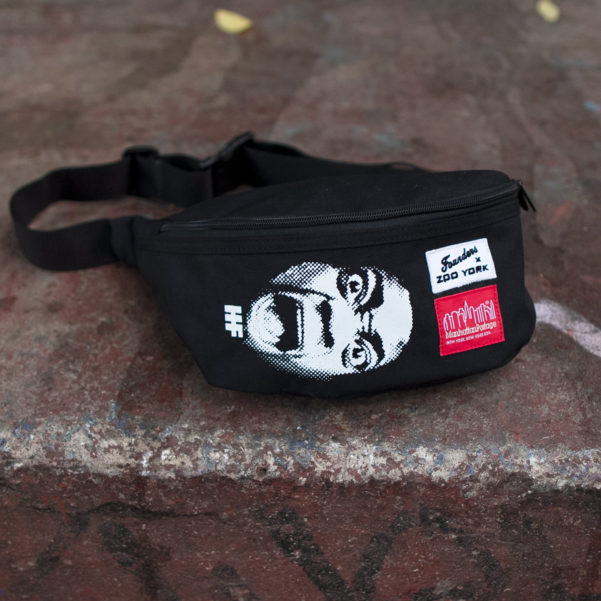 HAROLD HUNTER WAIST BAG