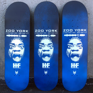 HAROLD HUNTER SPRAY FADED DECK