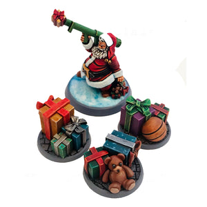 """Bazooka"" Claus and Gift Objectives"