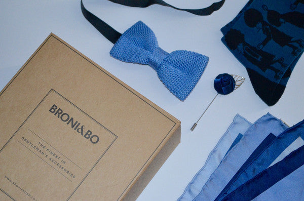 Launch of our new monthly mens accessory box