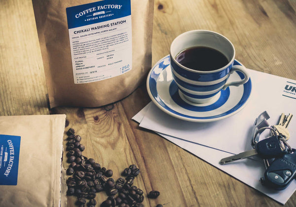 Coffee Factory Subscription Box