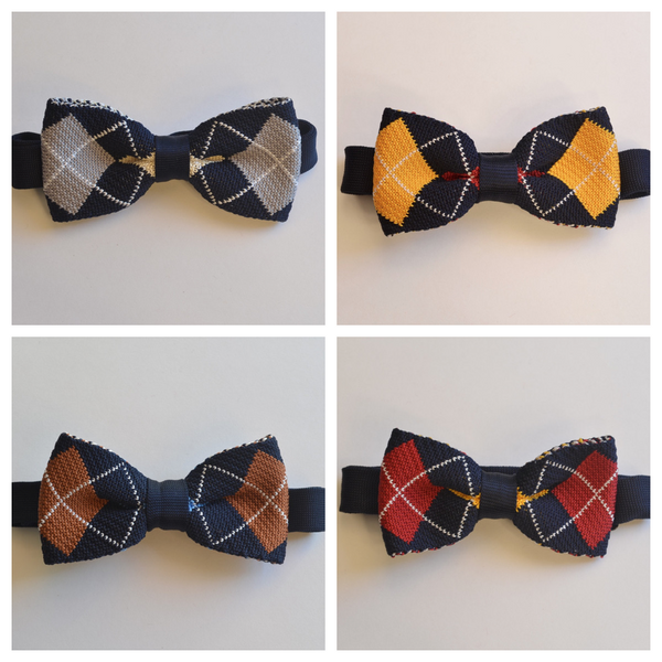 Golfer inspired bow ties fathers day
