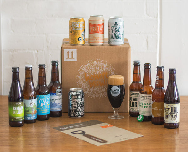 Honest Brew Beer Subscription Box