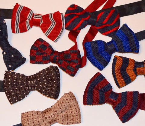 Quirky bow ties for your wedding