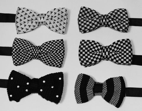 Rocker bow ties for your wedding