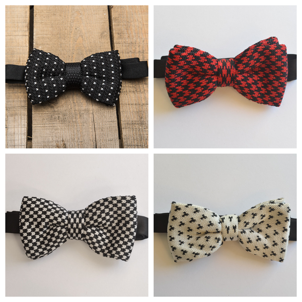 Rocker bow ties for father days