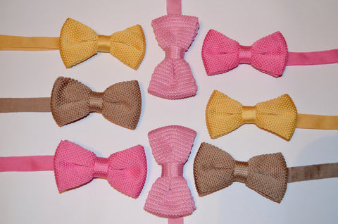 This seasons colour bow ties for your wedding