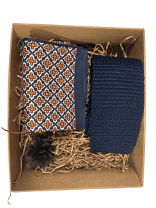 Knitted Tie Gift Set - Box 9