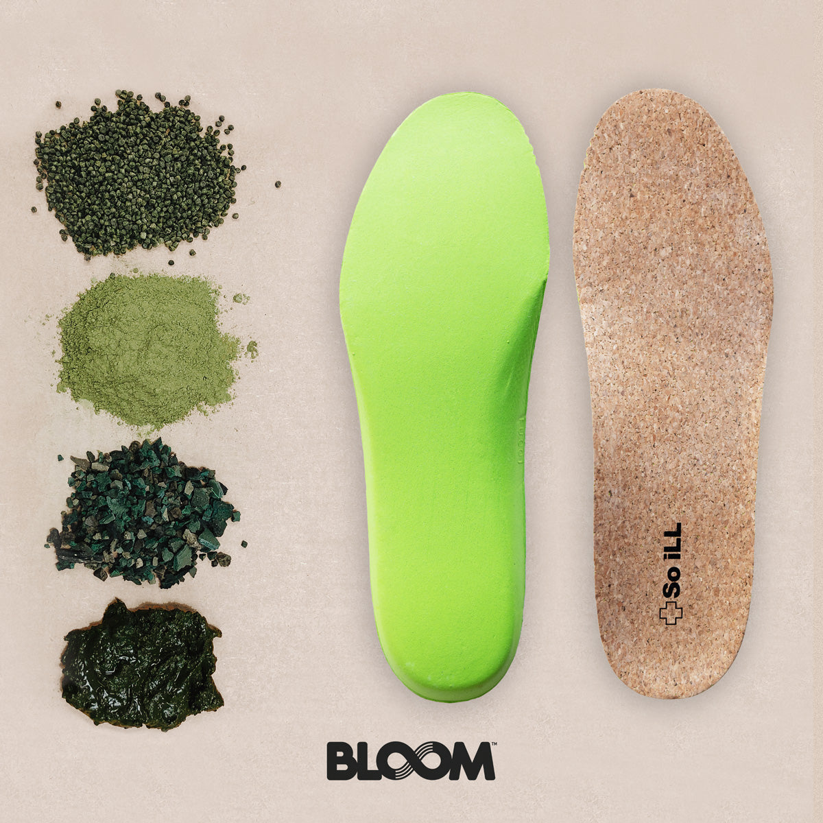 so ill x jason momoa on the roam insoles showing stages of algae decomposition