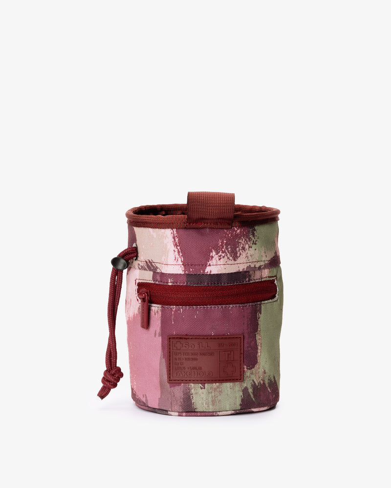 Eco Camo Chalk Bag
