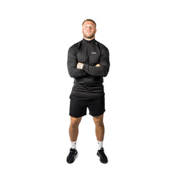 QUARTER ZIP TRAINING TOP