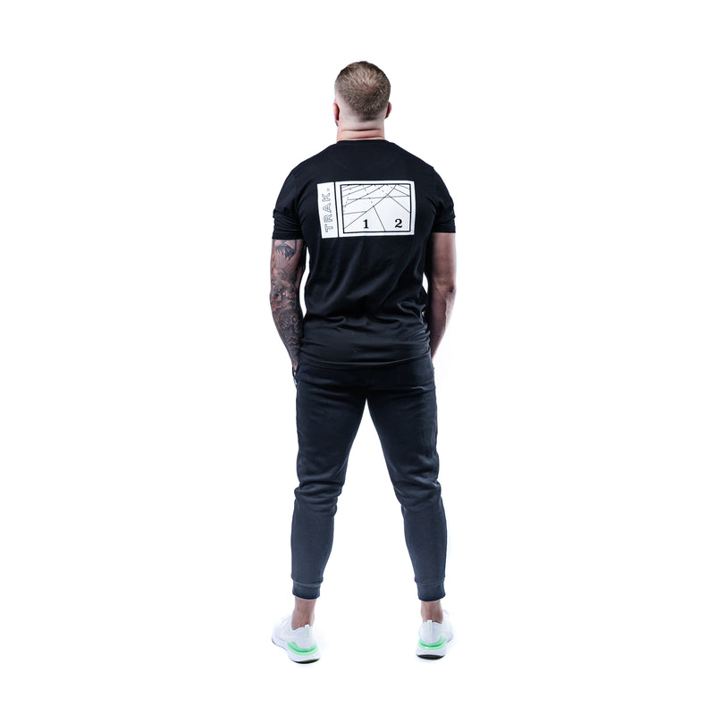 TRAK. Print Regular Fit T-Shirt