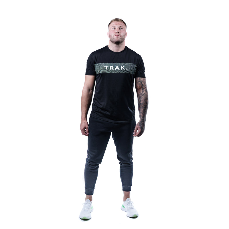 Carbon Print Regular Fit T-Shirt