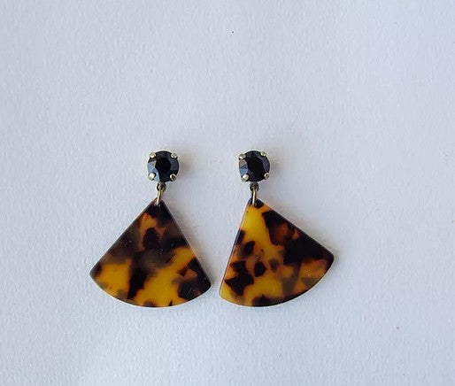 Reid Tortoise Earrings