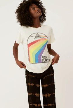 Pink Floyd Retro Rainbow Tour Tee