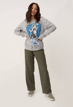 Bowie Serious Moonlight Sweatshirt