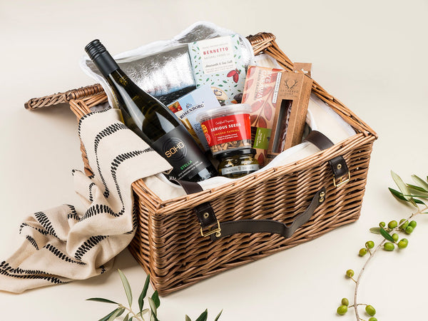 Executive Picnic Basket