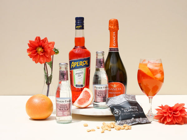 Aperol Spritz From $125
