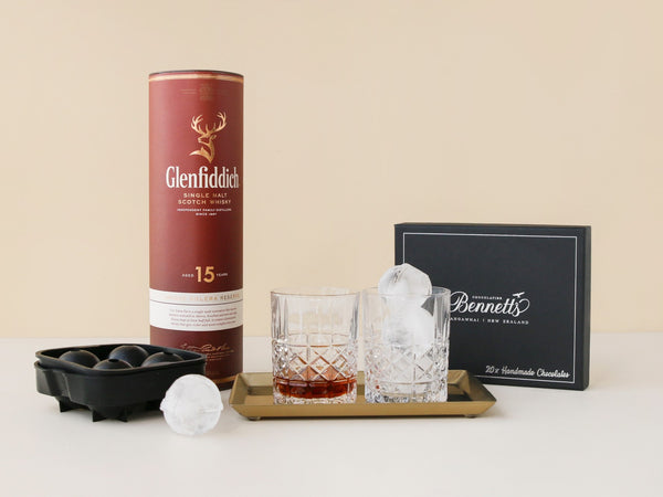 Luxury Whiskey Gift Box