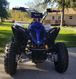 2009-2013 Yamaha Raptor 90 Budget Build