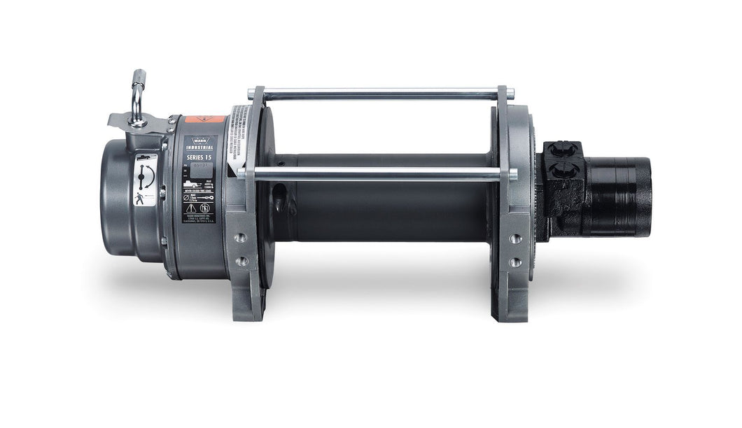 WARN SERIES 15 HYDRAULIC WINCH - 15,000 LB - 65931