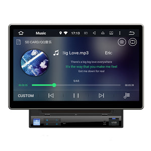 10.1″ MULTIMEDIA System for Jeep (INSTALLED) with Apple Car Play & Android Auto