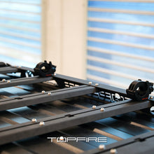 Load image into Gallery viewer, Topfire JL 4dr Roof Rack - Stainless Steel JLU