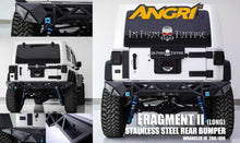 Load image into Gallery viewer, Topfire Fragment II Rear Bumper (Long) JK/JKU