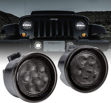 Load image into Gallery viewer, Indicators LED - Front Grill JK/JKU (pair)