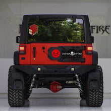 Load image into Gallery viewer, Topfire Blade I Rear Bumper (Long) JK/JKU