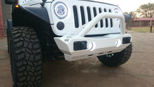 Load image into Gallery viewer, RockRage CRAWLER STUBBY Front Bumper (for JK/JKU)