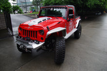 Load image into Gallery viewer, Topfire Side Protection and Steps for 4dr Wrangler JKU