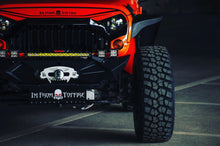 Load image into Gallery viewer, Topfire FURY II Aluminium Alloy Front Bumper JK/JKU