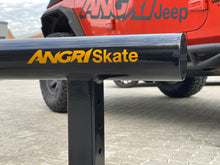 Load image into Gallery viewer, ROUND BAR 'Add-on' Rail for ANGRi Skate 3Bar Pro Skateboard Grind Rail System - 1.9m Adjustable