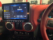 "Load image into Gallery viewer, ALPINE 'HALO 9' for Jeep (INSTALLED) ILX-F903D 9"" Screen, Apple CarPlay & Android Auto"