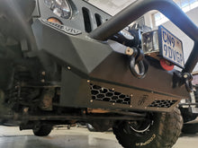 Load image into Gallery viewer, RockRage CRX STUBBY Front Bumper (for JK/JKU)