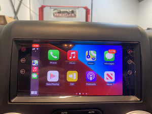 SMARTNavi 8″ Android 10 System 'Made for Jeep' (RETAIL BOX) Apple CarPlay & Android Auto