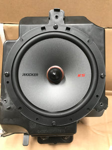 KICKER Premium 6 Speaker KS SERIES Upgrade for Wrangler JK/JKU 07-2014 (DIY RETAIL BOXED)