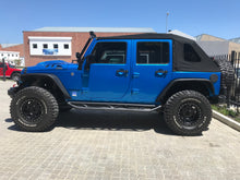Load image into Gallery viewer, MyTop 8s Powered Soft-Top FASTBACK 'CUSTOM COLOUR' 4dr JKU (FULLY FITTED)