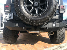 Load image into Gallery viewer, Free-Flow Stainless Steel Single Pipe Exhaust for JK/JKU (FULLY FITTED - CAPE TOWN ONLY)
