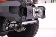 Load image into Gallery viewer, Topfire Marauder IV Stainless Steel Front Bumper for JL/JLU