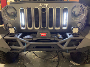 Daytime Running Lights - LED DRLs (For Jeep 'In-Grill' or other applications) JK/JKU/Other