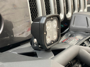 Vision-X DURALUX 20w (4x5w) LED WORK / SPOT Lights (pair)