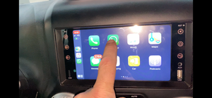 "OneNAV 8"" in-dash for Jeep (FULLY INSTALLED) - Upgraded 'Apple Car Play' Android 9 Head Unit"