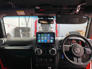 10.1″ MULTIMEDIA System for Jeep with Apple CarPlay & Android Auto (RETAIL BOX)