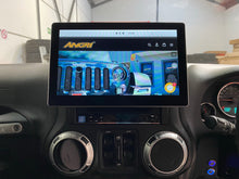Load image into Gallery viewer, 10.1″ MULTIMEDIA System for Jeep (INSTALLED) with Apple Car Play & Android Auto
