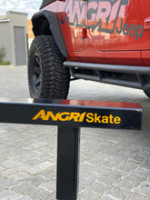 Load image into Gallery viewer, FLAT BAR Add-on Rail for ANGRi Skate 3Bar Pro Skateboard Grind Rail System - 1.9m Adjustable