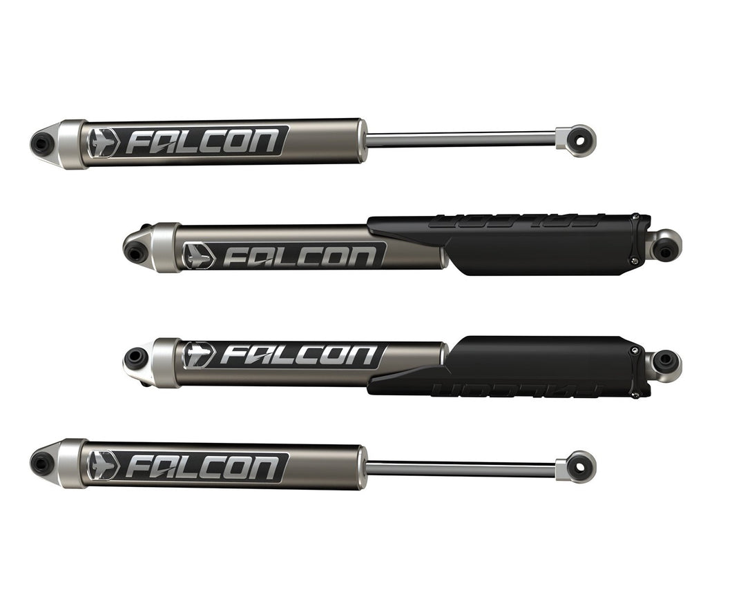 "JL/JLU Falcon SP2 2.1 Monotube Shocks (2-3.5"" Lift) - All 4 for 2dr/4dr"