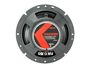 KICKER Premium 6 Speaker KS SERIES Upgrade for Wrangler JK/JKU 07-2014 (FULLY INSTALLED)