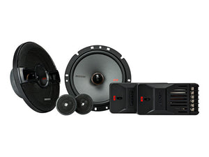 KICKER Premium 8 Speaker KS SERIES Upgrade for Wrangler JK/JKU 2015-2020 (DIY RETAIL BOXED)